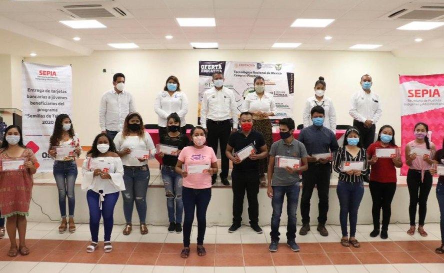 Semillas de Talento crea nuevas oportunidades para la juventud afromexicana: Sepia