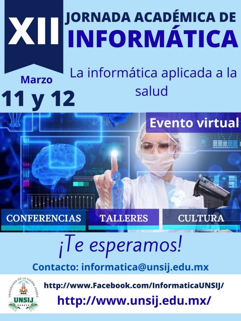 Universidad de la Sierra Juárez realizará la XII Jornada Académica de Informática