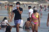 Guerrero cierra sus playas, por aumento de casos COVID-19