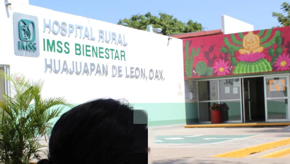 Padre de bebé fallecido se equivocó a la hora de tomar el cadáver: IMSS Oaxaca