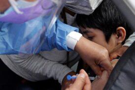 Se vacunara contra Covid-19 a un millón de niños mexicanos con discapacidad o enfermedad