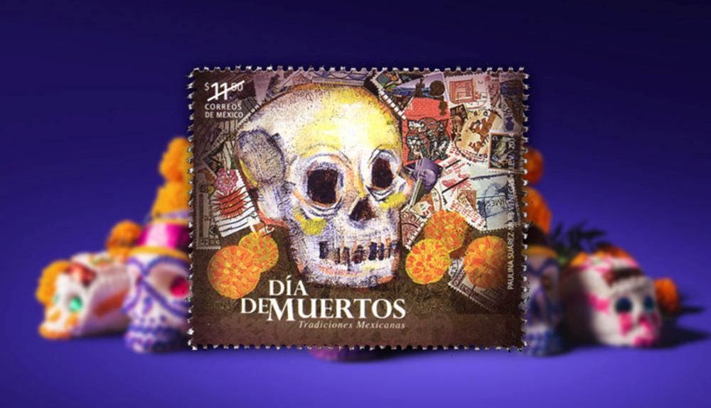 El Museo de la Filatelia de Oaxaca te invita a participar en: 'El Buzón de la Calaca 2021'