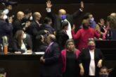 VIDEO: Zafarrancho en el Congreso... Diputada trans de Morena cuestionó a su bancada y defiende a ONG's