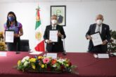 Firman SEPIA, SSPO y Poder Judicial convenio para garantizar el derecho a la procuración de justicia de los pueblos indígenas