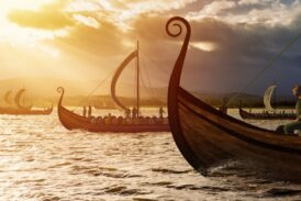 Vikingos llegaron a América antes que Cristóbal Colón, hace mil años, según estudio