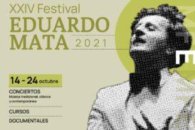 Realizará Seculta el XXIV Festival Eduardo Mata