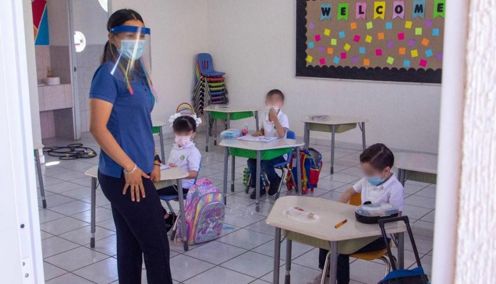 SEP: ¿Qué pasará con los alumnos que no han vuelto a clases presenciales?