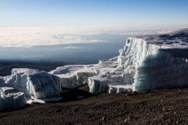 Últimos glaciares africanos desaparecerán en 2040, advierte la OMM