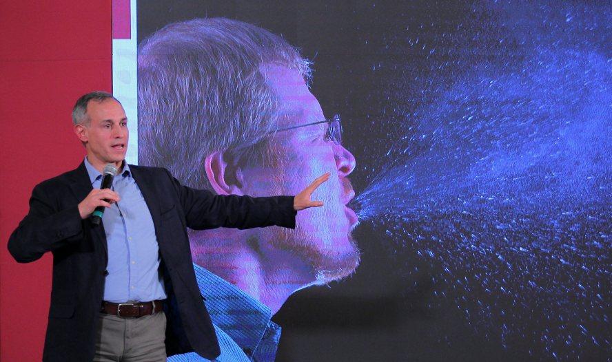 Pandemia de COVID-19 en México se extenderá hasta marzo de 2021: López-Gatell