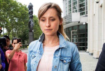 Dan 3 años de cárcel a la actriz Allison Mack por su participación en secta Nxivm