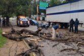 Atiende Ayuntamiento de Oaxaca de Juárez afectaciones por lluvias
