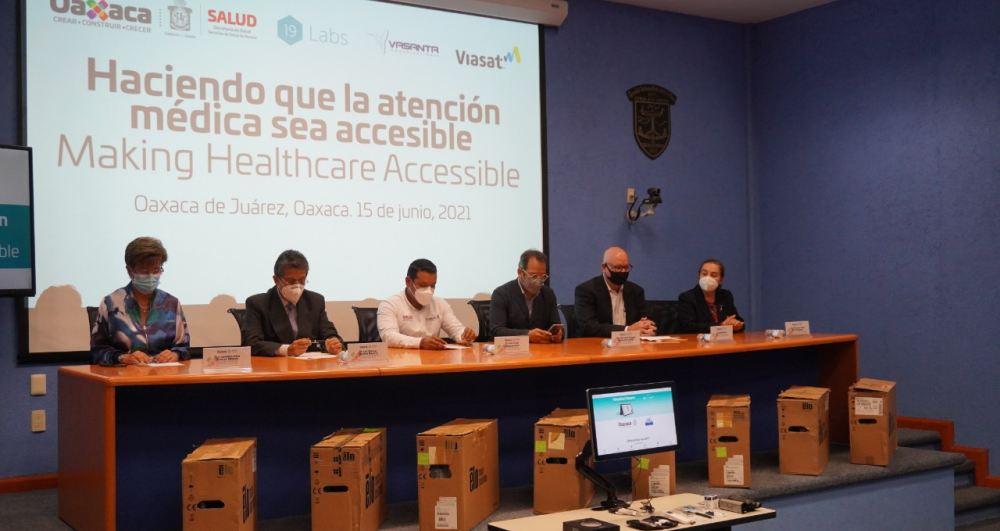 Inicia SSO proyecto piloto de equipamiento y conectividad para teleconsultas en 10 unidades médicas