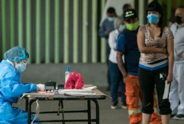 México registro 6 mil 105 nuevos contagios en las ultimas 24 horas