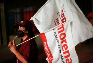 Morena arrasó en zonas de narco en Michoacán