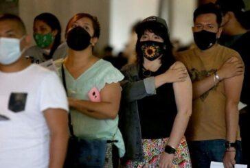 Suman 2,642,068 casos confirmados de Covid-19 en México