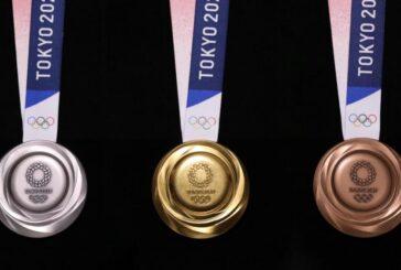 Así son las medallas de los Juegos Olímpicos de Tokio