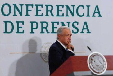 INE dicta medidas cautelares contra AMLO