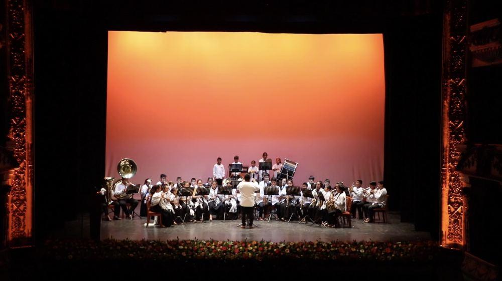Rescata la UNAM obras musicales antiguas de Santa Catarina Minas, Oaxaca
