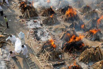 ¿Ocultan tragedia en India? Calculan más de 4 millones de muertos por covid-19