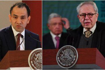 Un juzgado denuncia a Alcocer y Herrera por desacato en abasto de medicinas