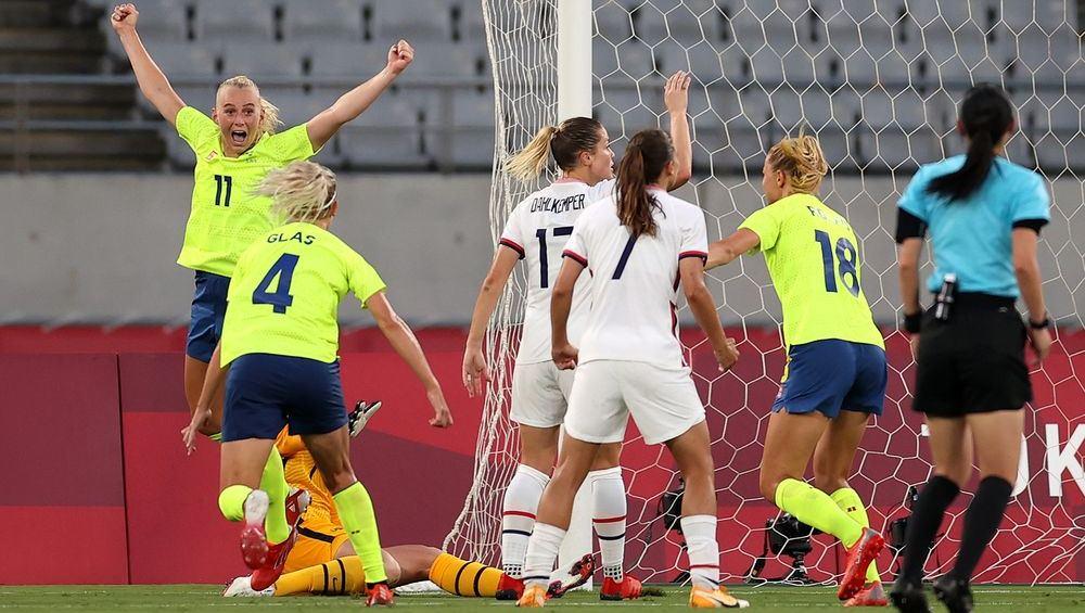 Inicia el futbol femenil con sorpresas, goleada y marcas olímpicas