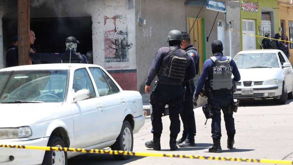 15 estados en foco rojo por crimen organizado, señala Semáforo Delictivo