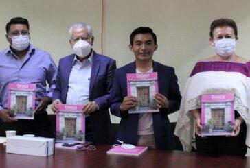 Presentan en el Congreso el libro 'Oaxaca, cúmulo de historias'