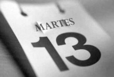 Martes 13... ¿por qué es considerado como un día de mala suerte?