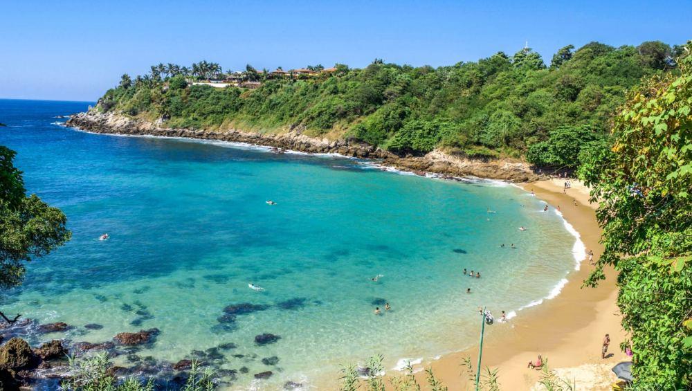 Puerto Escondido, uno de los mejores lugares del mundo de acuerdo con la revista internacional TIME