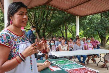 """Sepia empodera y garantiza los derechos de las mujeres indígenas y afromexicanas con el programa """"MujerEs Familia"""""""