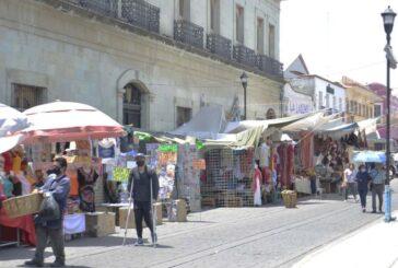 Ayuntamiento de Oaxaca no ha sido omiso ante el comercio informal: edil Oswaldo García