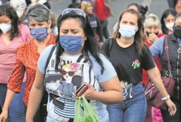 México registra 5 mil 307 nuevos contagios y 138 muertes por COVID