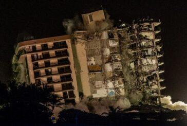 Muertes por derrumbe de edificio en Miami suben a 28