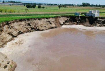 IPN revela que socavón de Puebla se formó por extracción excesiva de agua y clima
