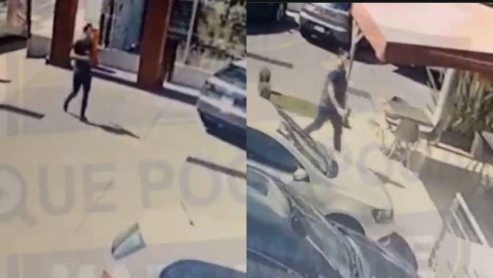 Asesinan a tiros a asaltante en Edomex
