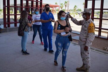 México alerta: Tercera ola de COVID-19 afecta más a los jóvenes