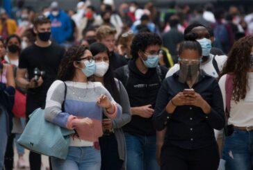 México reporta 12 mil 821 nuevos contagios de COVID-19, mayor cifra desde el 5 de febrero