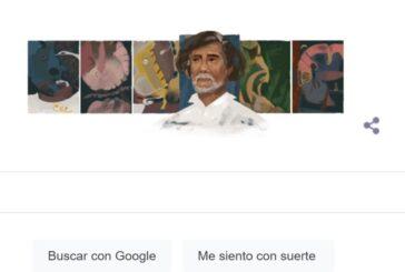 Francisco Toledo, el artista oaxaqueño es homenajeado en doodle de Google