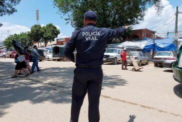 Mantiene Ayuntamiento de Oaxaca acciones para garantizar la fluidez vehicular en la capital