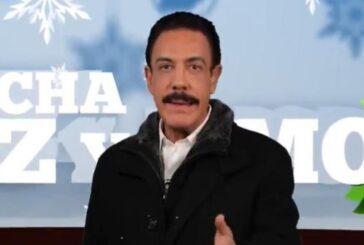 Omar Fayad, gobernador de Hidalgo, está hospitalizado por salmonelosis