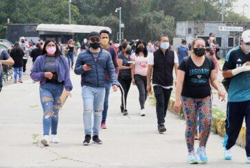 Reporta México 8 mil 828 nuevos casos de Covid-19 en las ultimas horas