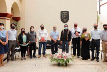 La UABJO presenta grupo de trabajo de su Programa de Cultura de Paz