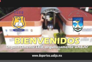 Arrancan las actividades de la Licenciatura en Entrenamiento Deportivo de la UABJO