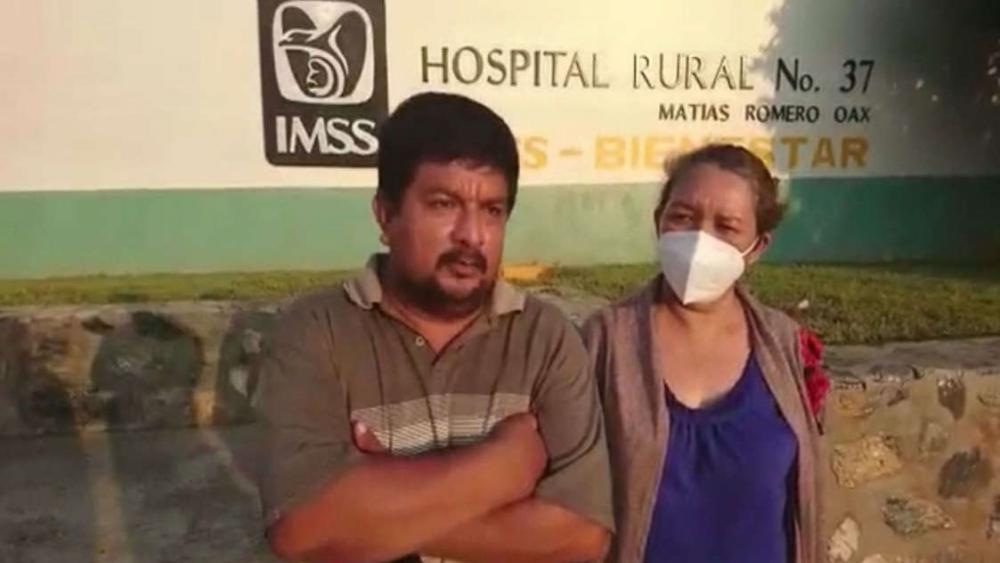 Muere bebé recién nacida tras negarle atención en el Hospital de la Niñez Oaxaqueña