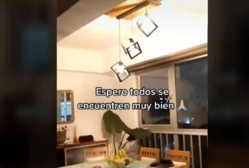 VIDEO; ¡Hijo de su frutísima madre!... niño se hace viral por sus reacción en el sismo