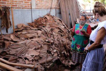 La economía de Oaxaca crece de la mano de las artesanas y los artesanos: Ivette Morán