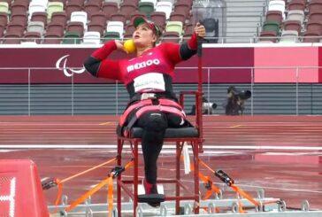 Juegos Paralímpicos: Ángeles Ortiz logra cuarto lugar en lanzamiento de bala F57 en Tokio 2020