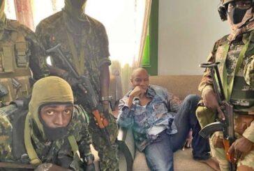Golpe de Estado en Guinea: insurgentes capturan al presidente