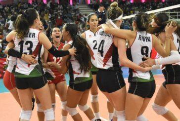 México elimina a EU y es finalista en Copa Panamericana de Voleibol