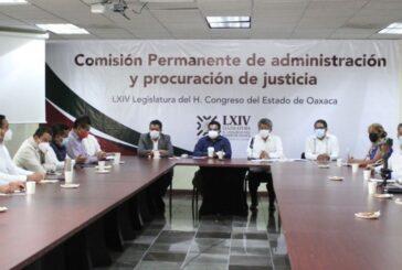 Pactan diputados y ediles desarrollo de municipios de Oaxaca